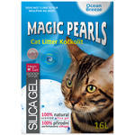 Kočkolit MAGIC Pearls Litter s vůní Ocean Breeze