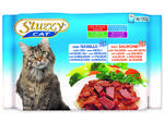 Kapsičky STUZZY Cat treska + losos multipack 400g
