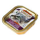 Vanička MISTER STUZZY Cat pro sterilizované kočky kuřecí 100g