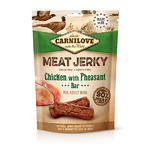Carnilove Jerky Chicken with Pheasant Bar 100g