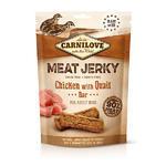 Carnilove Jerky Quail & Chicken Bar 100g