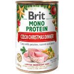 Brit Care Dog Monoprotein Christmas can 400g