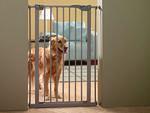 Zábrana dveřní DOG BARRIER vnitřní  107 cm