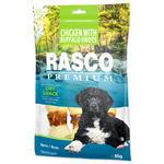 Pochoutka RASCO Premium uzle bůvolí obalené kuřecím masem
