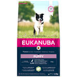 EUKANUBA Puppy Small & Medium Lamb 2,5kg