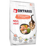 ONTARIO Cat Sterilised Salmon