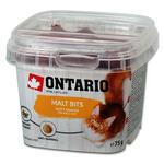 ONTARIO Snack Malt Bits 70g
