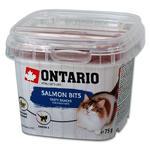 ONTARIO Snack Salmon Bits 70g