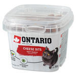 ONTARIO Snack Cheese Bits 70g