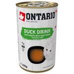 ONTARIO Cat Drink Duck 135g
