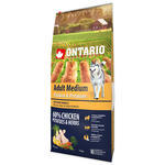ONTARIO Adult Medium Chicken & Potatoes & Herbs 12kg