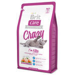 Granule BRIT Care Cat Crazy I`m Kitten