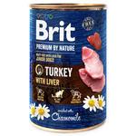 BRIT Premium by Nature Turkey with Liver