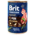 BRIT Premium by Nature Pork with Trachea