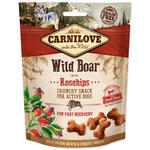 Carnilove Dog Crunchy Snack Wild Boar with Rosehips with fresh meat  200g