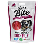 BRIT Let´s Bite Meat Snacks Duck Fillet 80g