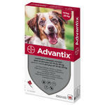 BAYER Advantix Spot-On pro psy 10 - 25 kg 2,5ml