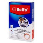 Obojek BAYER BOLFO antiparazitní pro psy a kočky 38cm