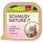 Vanička Schmusy krocan + králík 100g