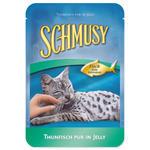 Kapsička SCHMUSY Fish tuňák + zelenina 100g