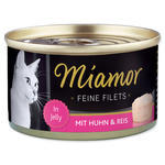 Konzerva MIAMOR Filet kuře + rýže 100g