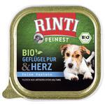 Vanička RINTI Bio drůbeží srdíčka 150g
