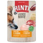 Kapsička RINTI Leichte Beute hovězí + kuře  400g