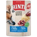 Kapsička RINTI Leichte Beute hovězí + drůbeží srdíčka  400g