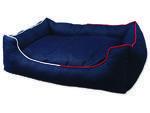Pelech DOG FANTASY Denim tmavě modrý 50 cm 1ks