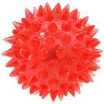 Hračka DOG FANTASY míček LED růžový 5 cm 1ks