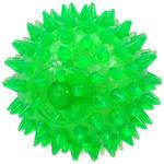 Hračka DOG FANTASY míček pískací zelený 8 cm 1ks