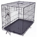 Klec DOG FANTASY skládací černá - 1 dveře M