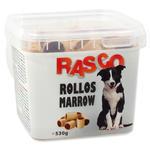 Sušenky RASCO rollos morkový malý 530g
