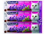 Cat Stick Mini VITAKRAFT poultry + liver 3ks