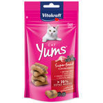 VITAKRAFT Cat Yums Superfood bezinky 40g