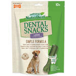 Pochoutka NUTRI DENT Dental Snacks Large 10ks