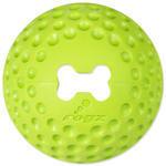 Hračka ROGZ míček Gumz limetkový