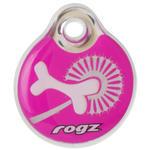 Známka ROGZ ID Pink Bone L 1ks