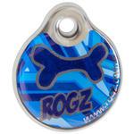 Známka ROGZ ID Tagz Navy Zen  L