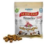 Serrano Snack Meditky jehněčí - tréninkové kostičky 100g