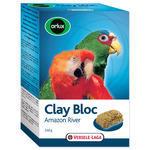 Jílový blok VERSELE-LAGA Clay Bloc Amazon River pro větší papoušky 550g