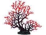 Dekorace AQUA EXCELLENT mořský korál fialový 1ks