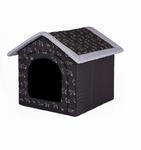 Domeček pro psa Reedog Black Dog