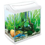 Akvárium set TETRA AquaArt bílý !! POUZE OSOBNÍ ODBĚR !! 20l