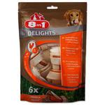 Kosti 8in1 Delights žvýkací bag 6ks S