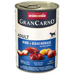 Konzerva ANIMONDA Gran Carno úhoř+brambory 400g