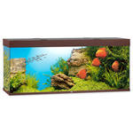 Akvárium set JUWEL Rio LED 450 tmavě hnědé !!!POUZE OSOBNÍ ODBĚR!!! 450l