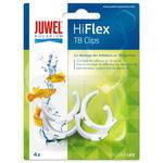 Náhradní úchytky JUWEL na reflektor T8 HiFlex plastové 4ks