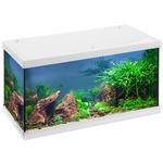 Akvárium set EHEIM Aquastar LED bílé !!!POUZE OSOBNÍ ODBĚR!!! 54l