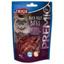 Pamlsek TRIXIE Cat Premio Duck Filet Bites 50g